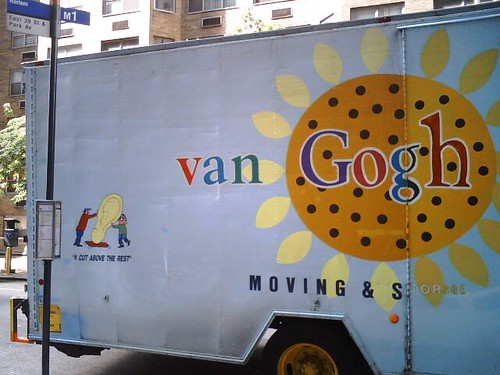 Van Gogh Moving & Storage:  A cut above the rest