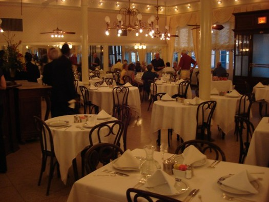 Front Dining Room, Antoine's, New Orleans LA