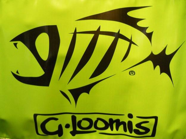 G Loomis Fish Logo