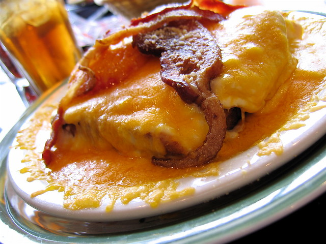 Mmmmm...Hot Brown! Photo copyright Jen Baker/Liberty Images; all rights reserved (pinning to this page is okay).