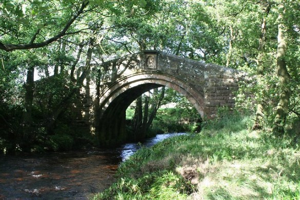 Ancient Bridge Westerdale