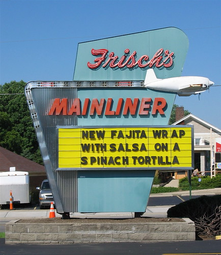 Frisch's Mainliner by Day. Photo copyright Jen Baker/Liberty Images; all rights resrved.