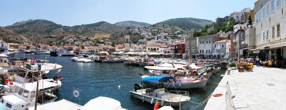Grecia Puerto Hidra Golfo Saronico 32