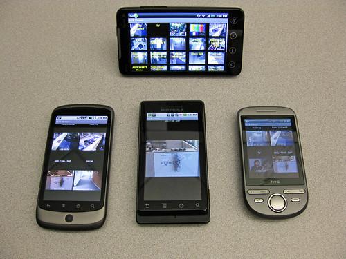 exacqVision Android app