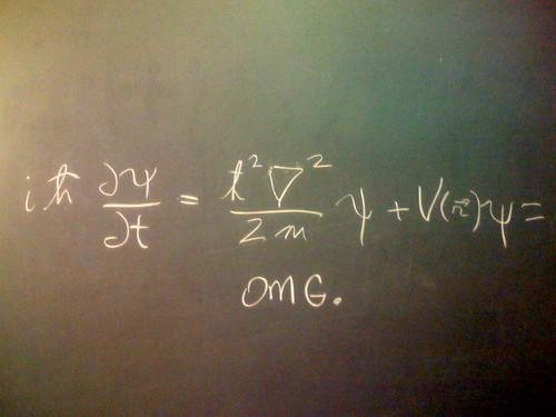 Harvard Chalkboard
