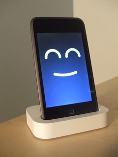 Happy iPod