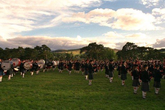Highland Games Peebles