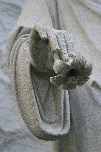 Lily; taken at Sewickley Cemetery, PA