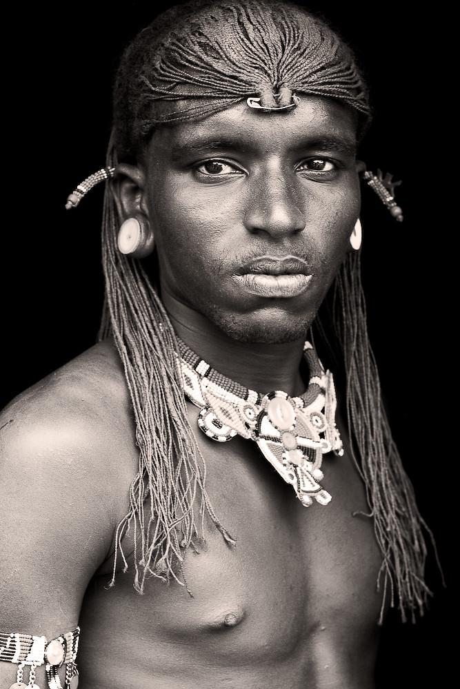 moran from samburuland / kenya