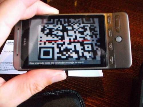 qr codes are key for data accumulation
