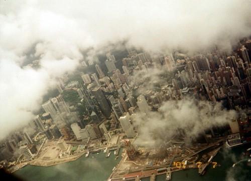 Aerial Hong Kong #1 , 2001