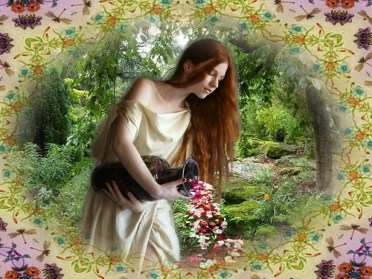 Persephone ~ goddess of Spring