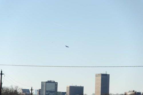 Greenville UFO