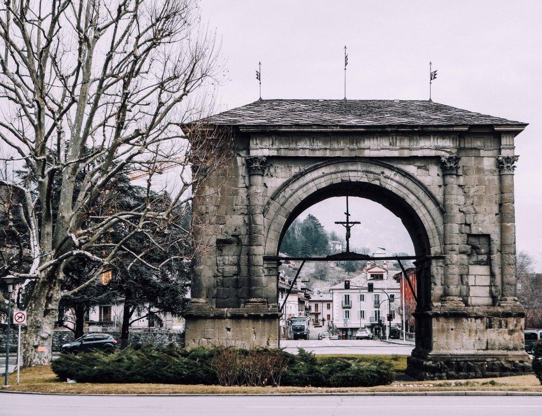Arco di Augusto (Aosta)