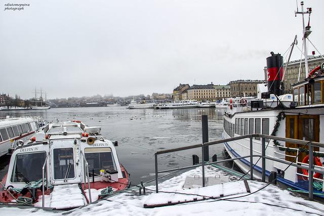 Ship, Stockholm