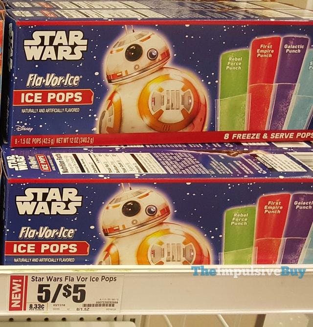 Star Wars Fla-Vor-Ice
