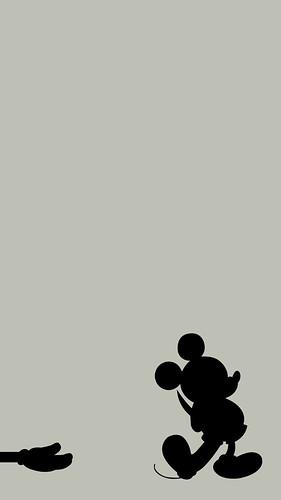 Belief: Creepy Mickey Mouse