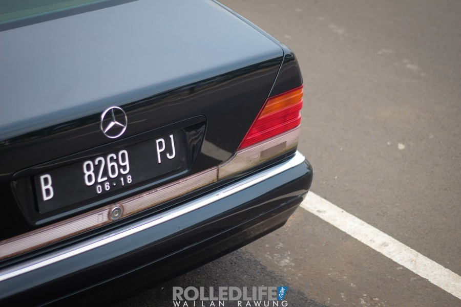 Mercedes Benz W140 S Class-4