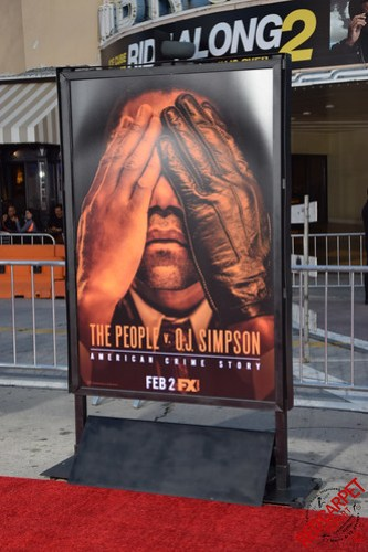 at the premiere of FX's The People v. O.J. Simpson #ACSFX - DSC_0011