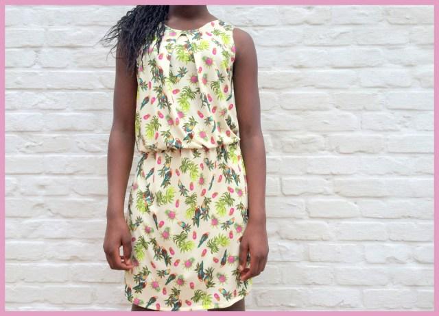 Pretty Paris dress