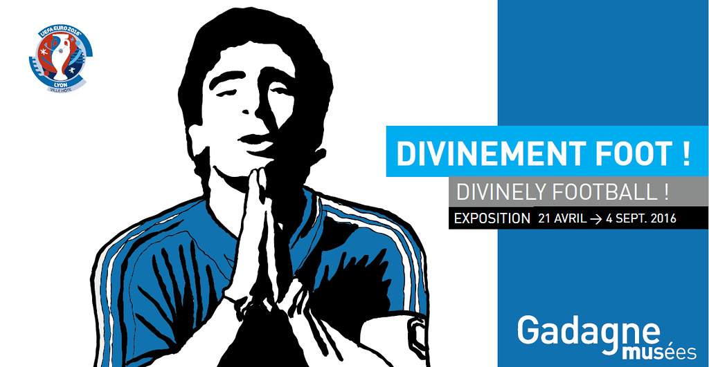 Exposition Divinement foot !
