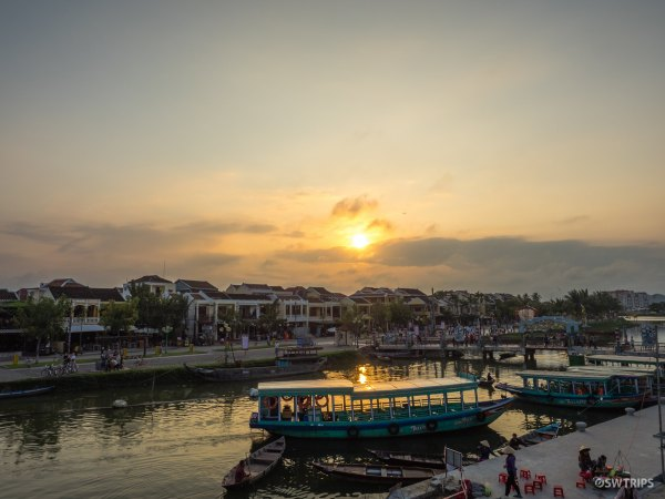 Sunset in Hoi An River - Hoi An, Vietnam.jpg