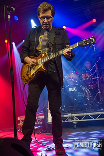 Russ Ballard at HRH AOR, Pwllheli, 12 March 2016
