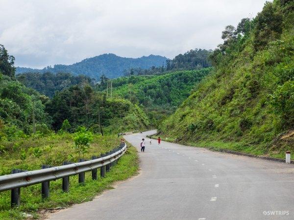 The Ho Chi Minh Trail - Prao, Vietnam.jpg