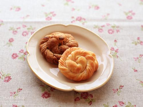 ねじりパン 苺 チョコ 20160106-IMG_7185
