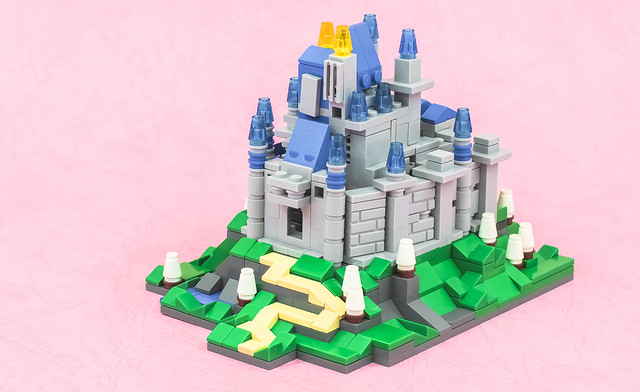 castle of cinderella