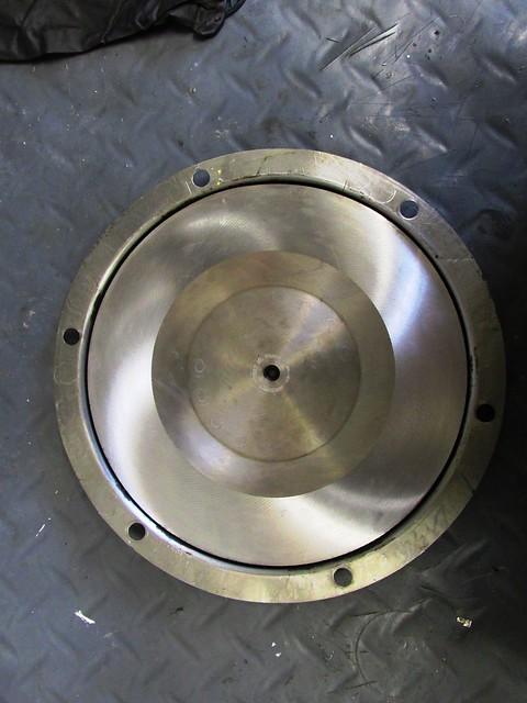 South Land Clutch Refurbished Pressure Plate