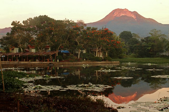 Mt. Apo Highland Resort - Lakeside (Lake Mirror)