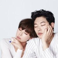 Hwang Jung Eum & Ryu Jun Yeol Romancing in Marie Claire
