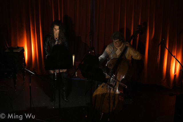 WolfGANG Session #5 @ Mercury Lounge
