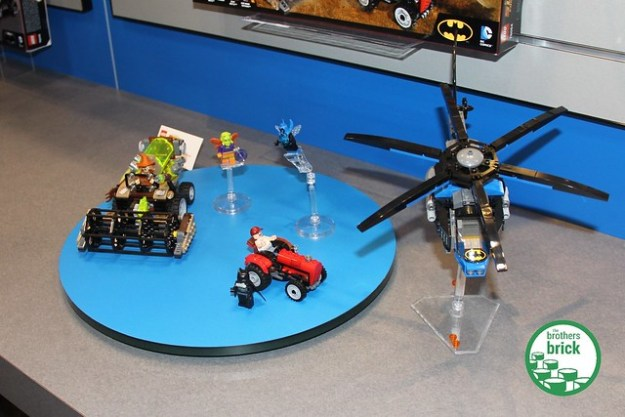 Toy Fair New York 2016: Super Heroes