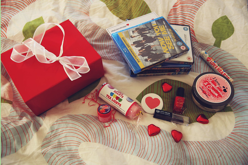 Valentines Rakuten Blogger campaign