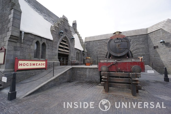 A look at The Wizarding World of Harry Potter with Alan Gilmore at Universal Studios Hollywood