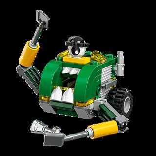 LEGO Mixels Series 9 Compax (41574)