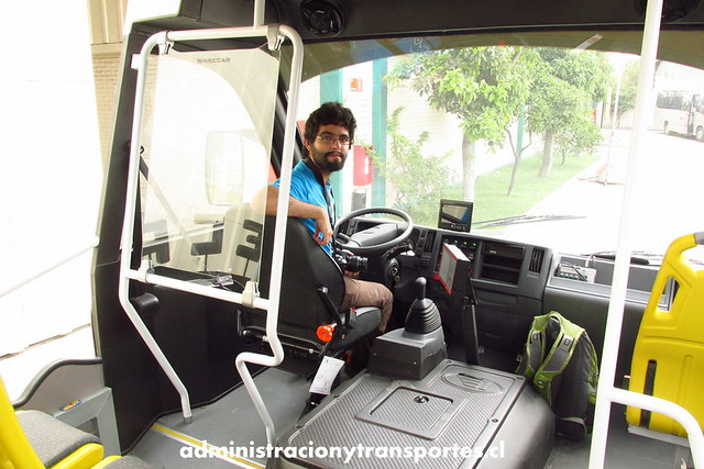 Ariel & Nuevo bus Inrecar Géminis / Chevrolet