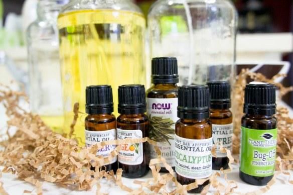 Essential Oils for DIY Bug Repellent Candles