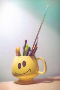 Felicidad al escribir