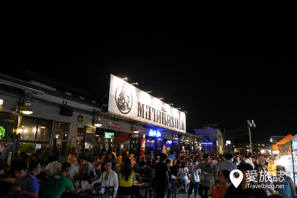 曼谷拉差达火车夜市 Train Night Market Ratchada 04