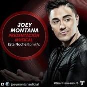 #Repost @joeymontanaoficial with @repostapp. ・・・ ¿Listos para bailar al ritmo de #Picky? Joey Montana nos acompañará esta noche en la Gala de Expulsión a las 8pm/7c por Telemundo. Tamo ready!  @sesacmusic #SESACLatina.