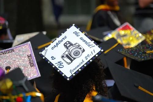 Grad Cap Decoration Ideas