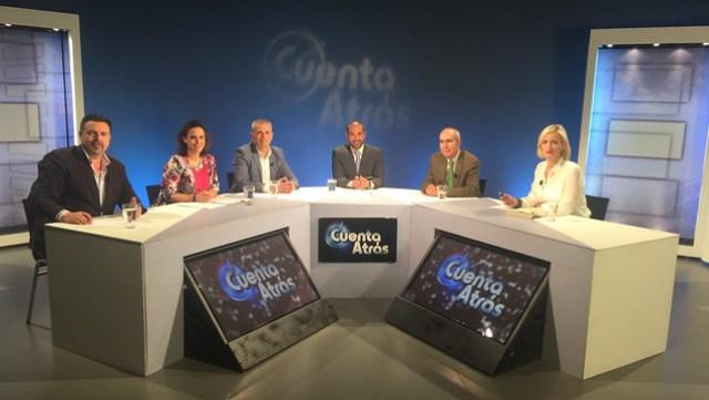 Hablando de gestión tributaria y del Cortijo de Torres en Onda Azul Málaga