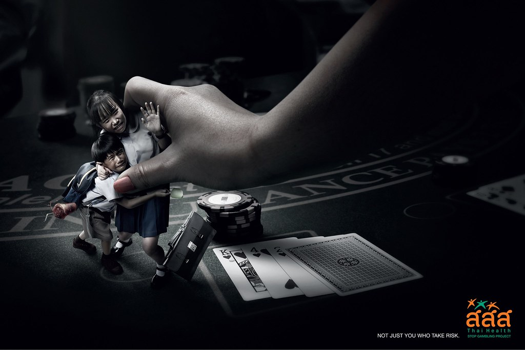 Thai Health Stop Gambling Project - Poker