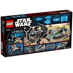 LEGO Star Wars 75150 Vader's TIE Advanced vs. A-Wing Starfighter back