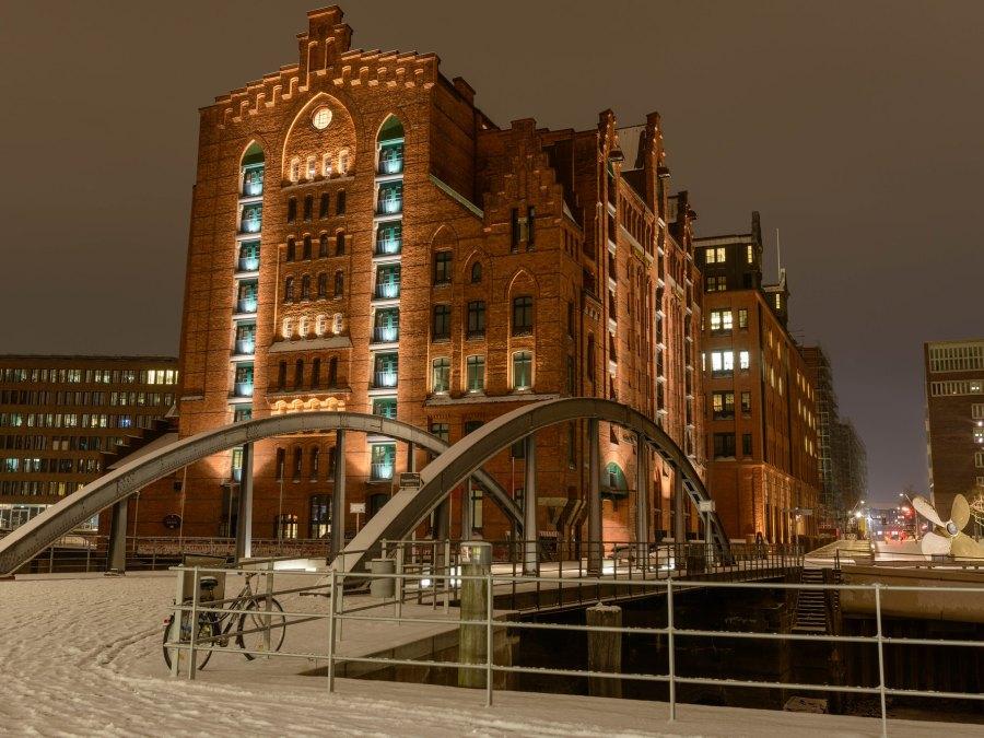 Internationales Maritimes Museum, foto door udohermi | Standort Hamburg