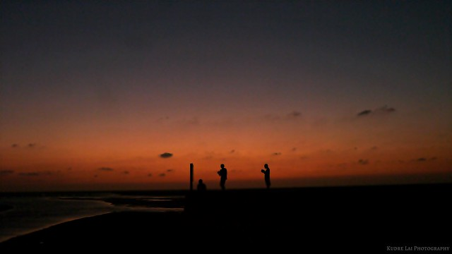 帶我思緒遊他鄉(thinking of sunset )