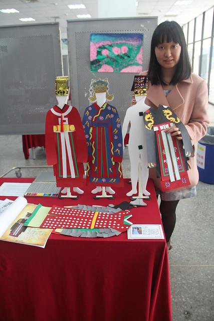 吳孟璇以繡衣弄為主題,以遊戲的方式來體現漢服文化之美 (3)